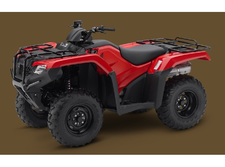 2014-Honda-FourTrax-Rancher-4x4-Automatic-DCT-TRX420FA1-Four-Wheeler